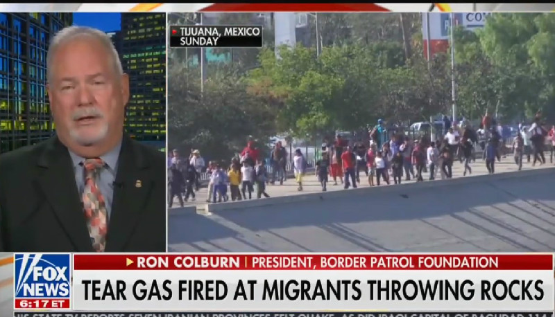 Fox News Guest Defends Pepper Spraying Migrant Children: You Can 'Put It On Your Nachos!'