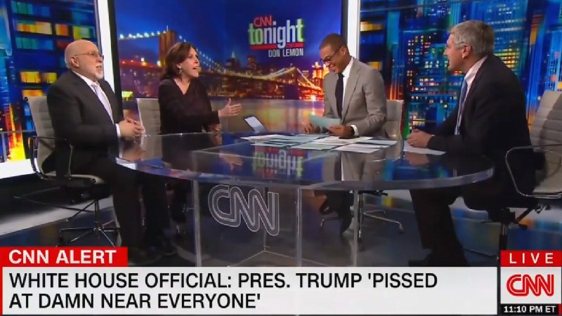 CNN Panel Explodes When Stephen Moore Says Votes 'Mysteriously' Arrived For Democrats