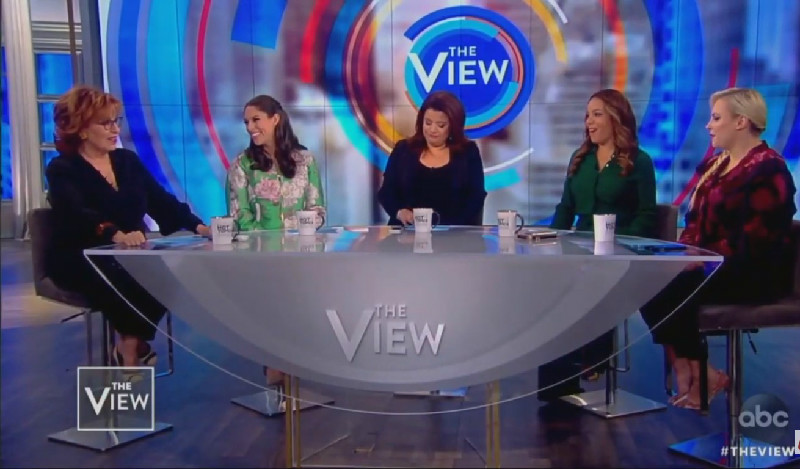 'The View' Responds To Kid Rock Calling Joy Behar A 'Bitch': 'You Come For One Of Us, You Came For All Of Us!'