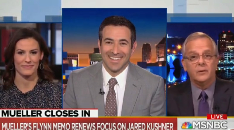 Veteran Sportswriter Mike Lupica Drops MF Doom Lyrics During MSNBC Segment On Michael Flynn