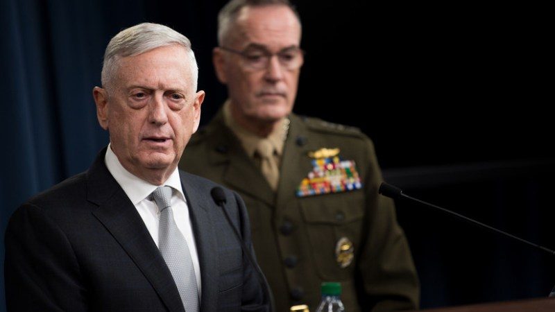 Panic And Global Chaos: Media React To James Mattis' Resignation