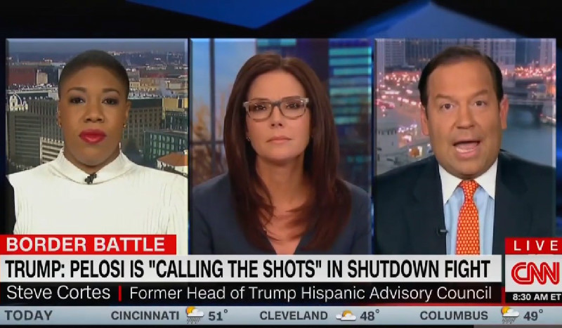 Trump Loyalist Says We're Just 'Fronting The Cash' For Wall: POTUS Will 'Figure Out How Mexico Pays For It'