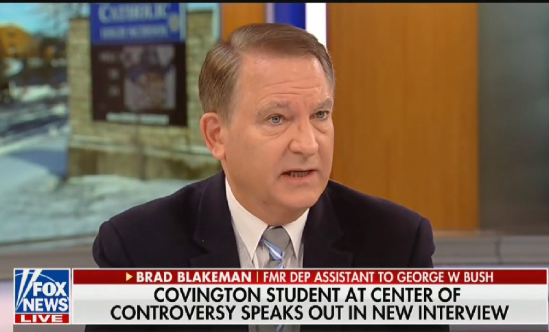Fox News Guest Says Covington Students Are Victims Of Profiling: It's 'Guilt By Hat…The MAGA Hat'