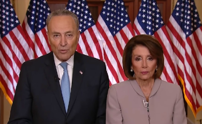 Trump's Primetime Oval Office Address Loses To Democratic Response In Ratings