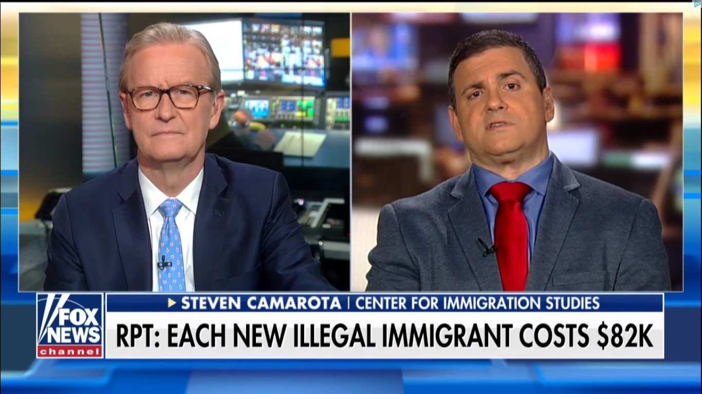 Fox News Keeps Citing Anti-Immigration Think Tank Despite Widespread Criticism Over Findings