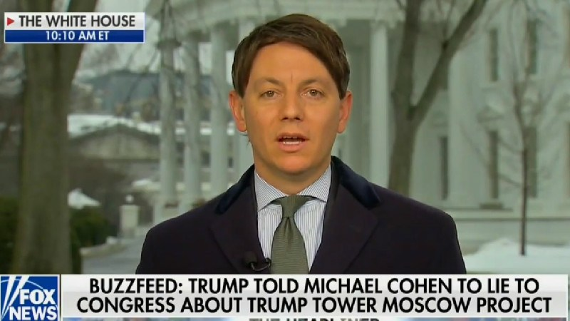 White House Spox Hogan Gidley Doesn't Deny That Trump Directed Cohen To Lie To Congress
