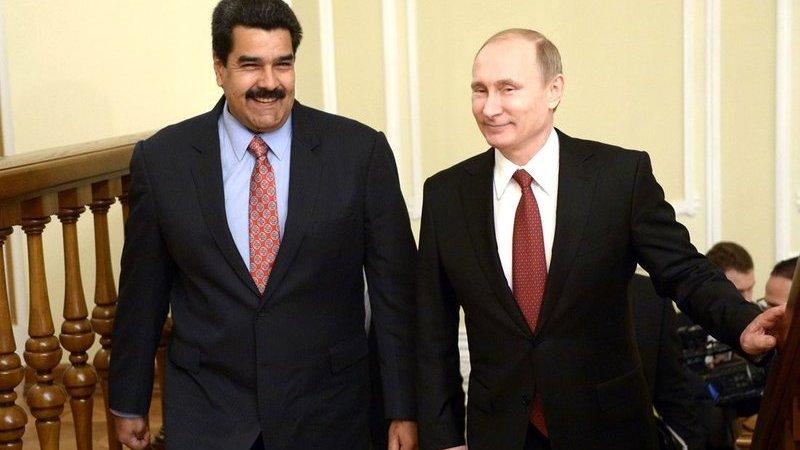 Venezuela's President On Russian TV: Trump Ordered Colombian Mafia To Kill Me