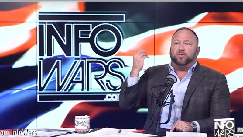 Infowars' Alex Jones to Be Deposed in Sandy Hook Defamation Lawsuit