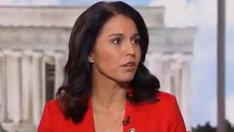 Tulsi Gabbard Is Suing Hillary Clinton for Defamation