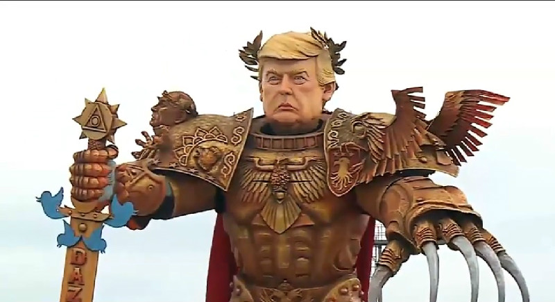 It's Unfair to Compare the Trump Presidency to the Late Roman Republic