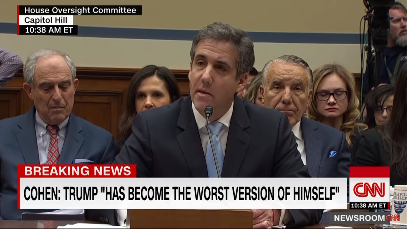 CNN Leads Cable News In Key Demo Ratings During Cohen Hearing, Fox News Finishes Last