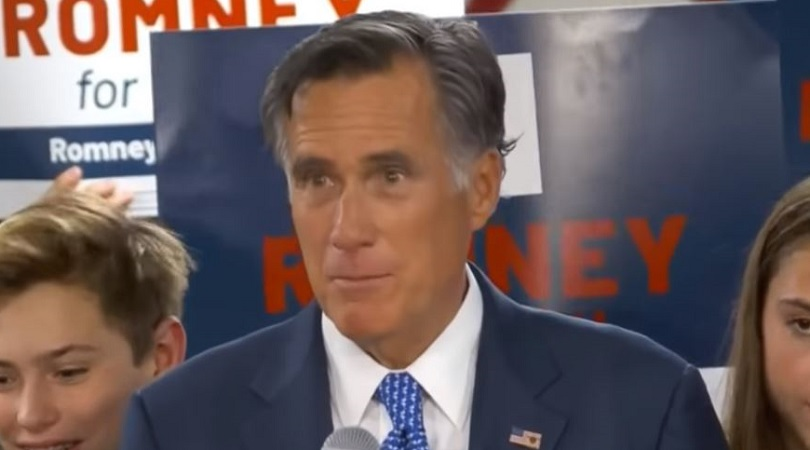 Mitt Romney Becomes Latest Republican to Admit He Will Not Check Trump