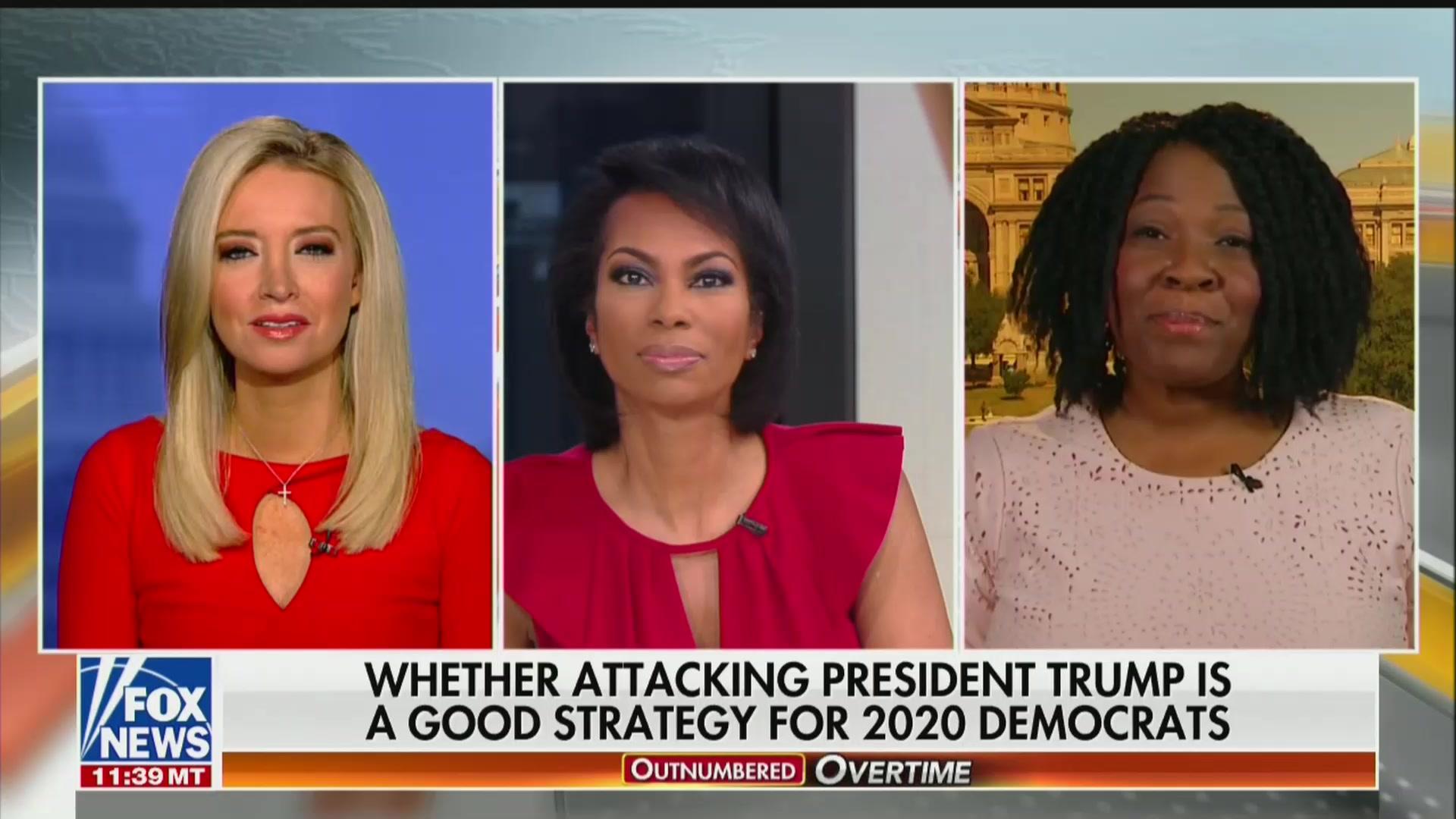 Fox News' Harris Faulkner: I Find It 'Fascinating' That 'Everybody Blames the Media'