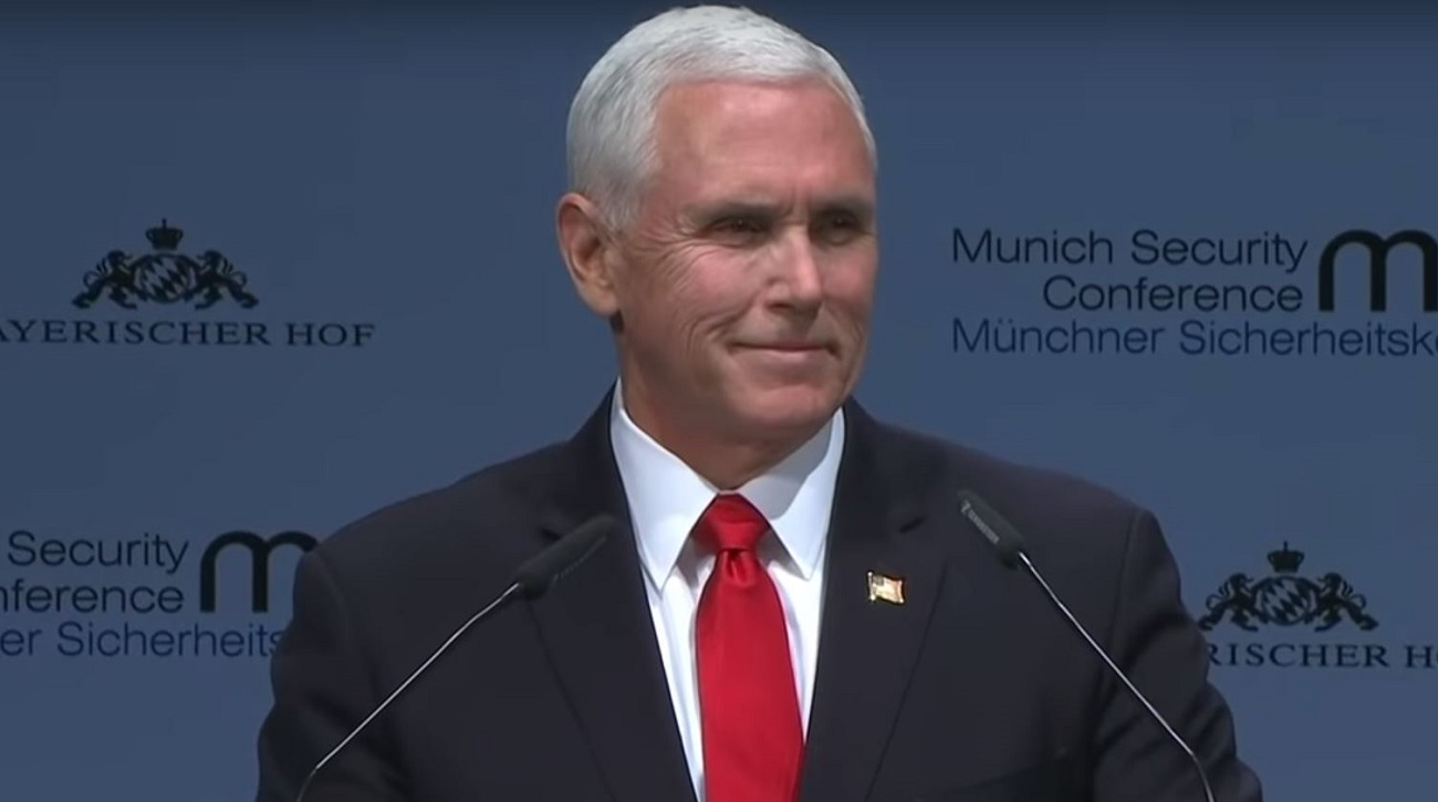 Mike Pence's Fawning Over Trump Cannot Discourage Europe's Leaders From Openly Laughing at the President