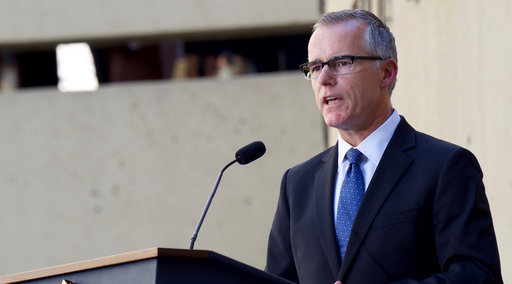 Trump Told Andrew McCabe 80% Of The FBI Voted For Him