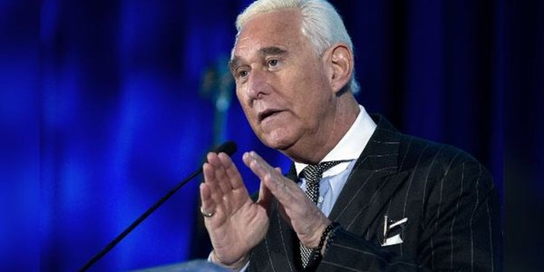 Roger Stone 'Humbly Apologizes' To Judge He Appeared To Threaten