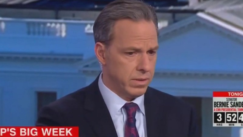 Tapper: Pompeo Used 'Trump-to-English Dictionary' When He Denied Trump's Direct Quote