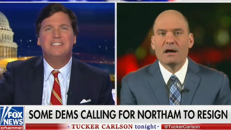 Tucker Carlson Defends Steve King 'Because He Didn't Call For An Ethnostate'