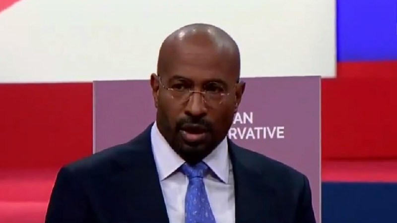 Liberals Tear Into Van Jones For Saying Conservatives Are 'Now the Leader' on Criminal Justice Reform