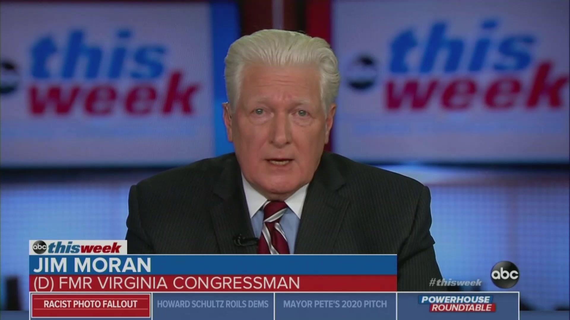 Former Virginia Congressman Backs Northam: Give Him A 'Chance To Prove Himself'