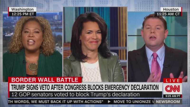 This Is CNN: Pundit Debate Quickly (and Predictably) Devolves Into Incomprehensible Shoutfest