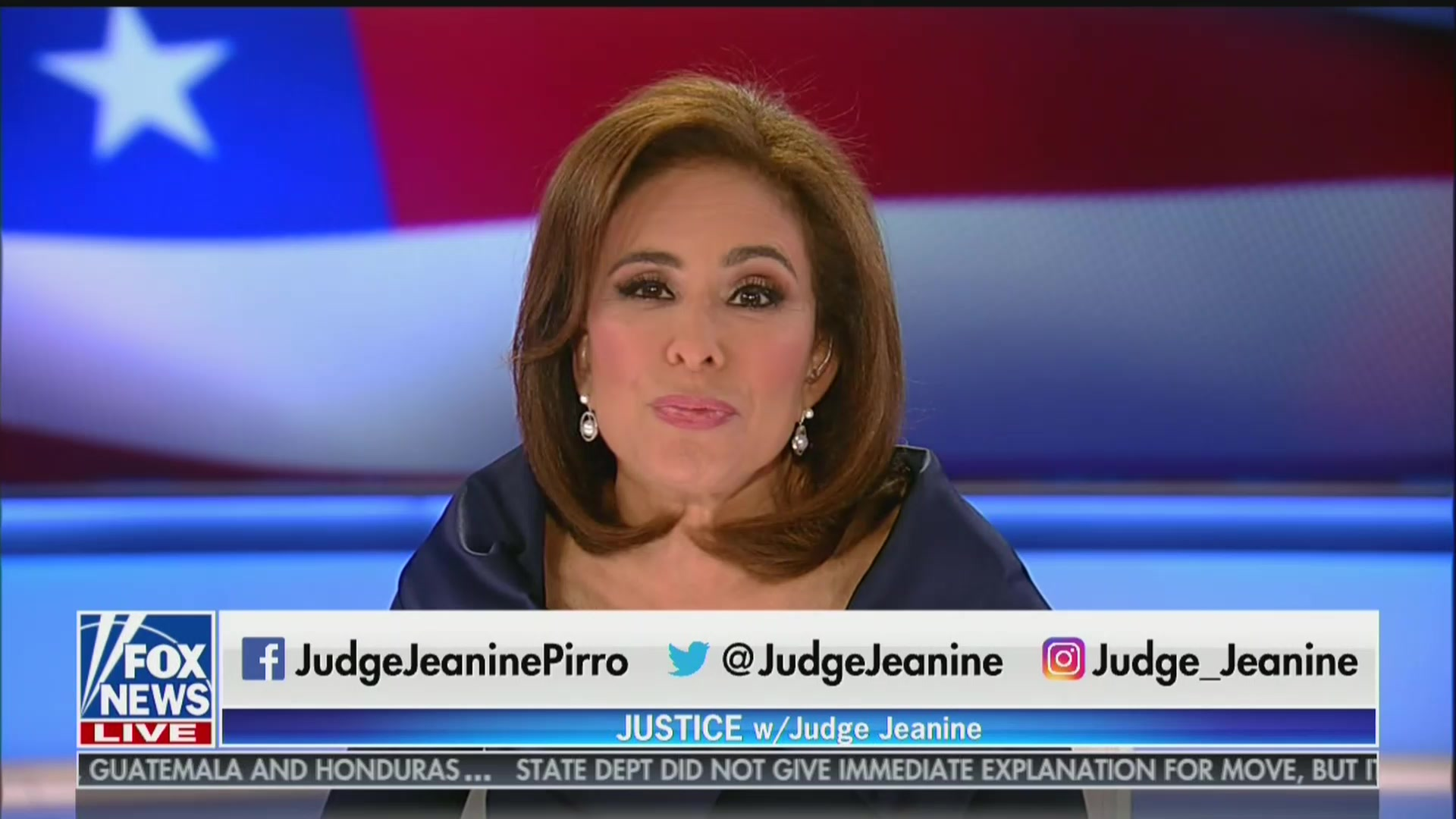 No Apology: Jeanine Pirro Makes Fox News Return, Doesn't Address Islamophobic Controversy