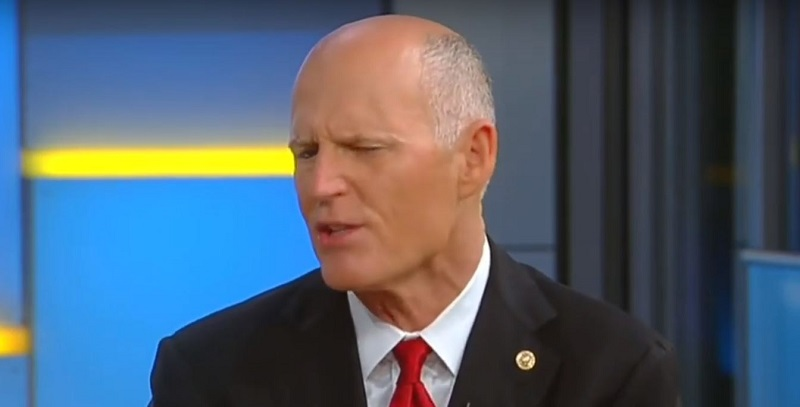 Rick Scott Tells Fox Audience Medicare for All Means They Will Lose Health Insurance