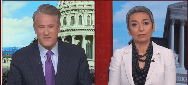 After Comparing Ilhan Omar To White Nationalists, Joe Scarborough Wonders If He's 'Being Too Tough'