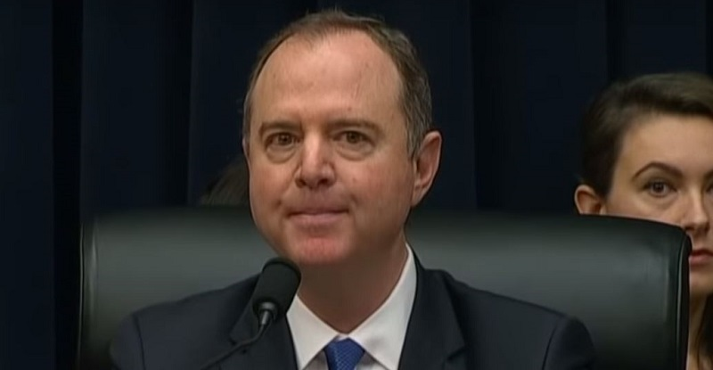 Schiff Passionately Makes Collusion Case After Republicans Call for His Resignation