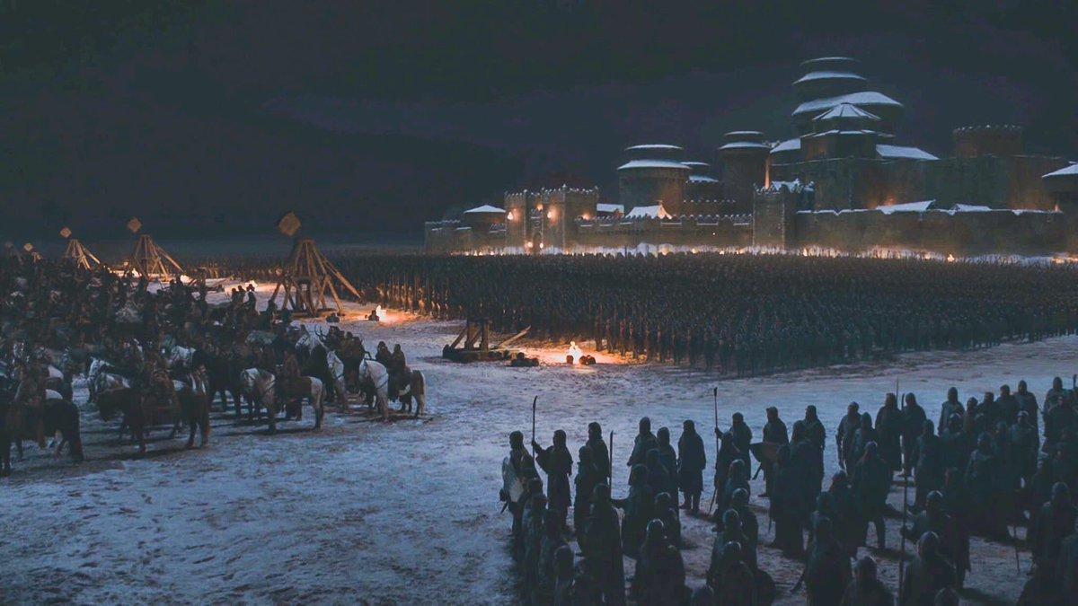 The Night's Over: 'Game of Thrones' Season Eight, Episode Three Recap