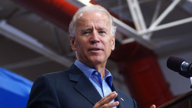 Biden Campaign Denies Reports That He'll Only Serve One Term if Elected
