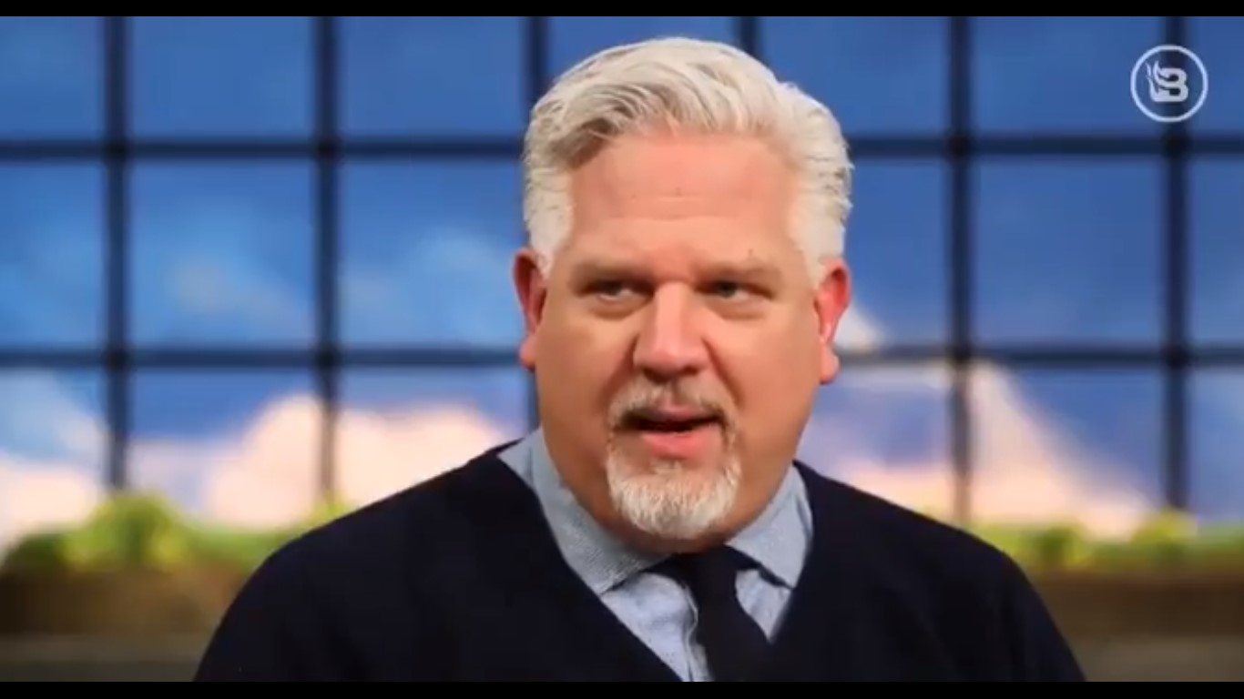 #Beckulation Trends After Glenn Beck Floats Baseless Conspiracy Theories on Notre Dame Fire