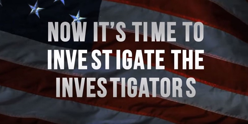 Insane Video from Trump Campaign Wrongly Claims 'Total Exoneration' by Mueller Report