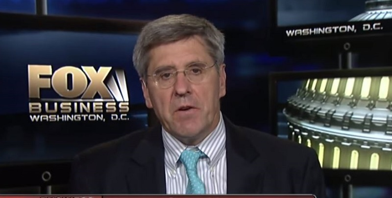 Stephen Moore Regularly Objectified Female Journalists at Fox News: 'Fair, Balanced and Blonde'