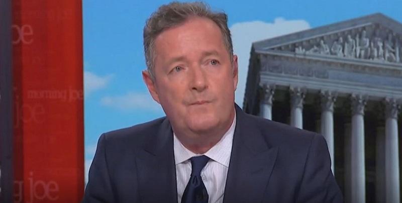Piers Morgan Calls Democrats 'Petulant Brats' on 'Morning Joe' for Wanting to Impeach Trump