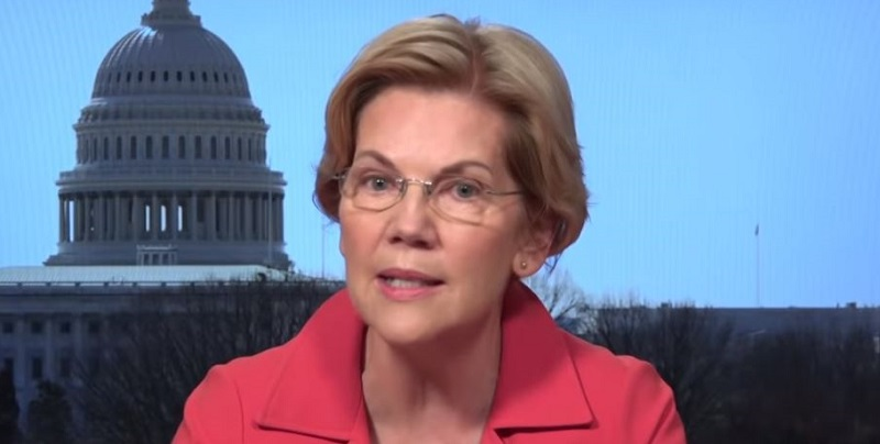 Elizabeth Warren Turns Down Town Hall Offer From 'Hate-For-Profit' Fox News