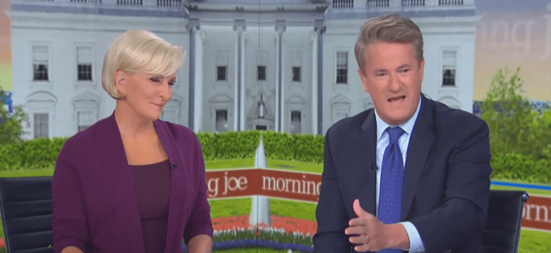 Morning Joe: Is Trump's Base So Stupid They Can't Google His Lies?