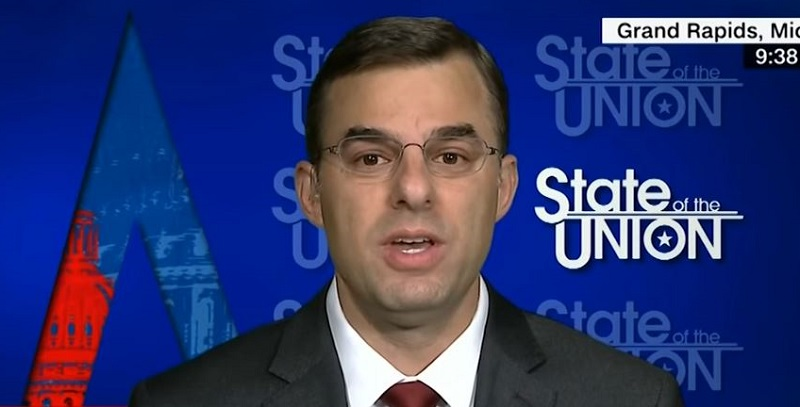 Justin Amash Continues His Lonely Quest to Convince His Fellow Republicans Trump Should Be Impeached