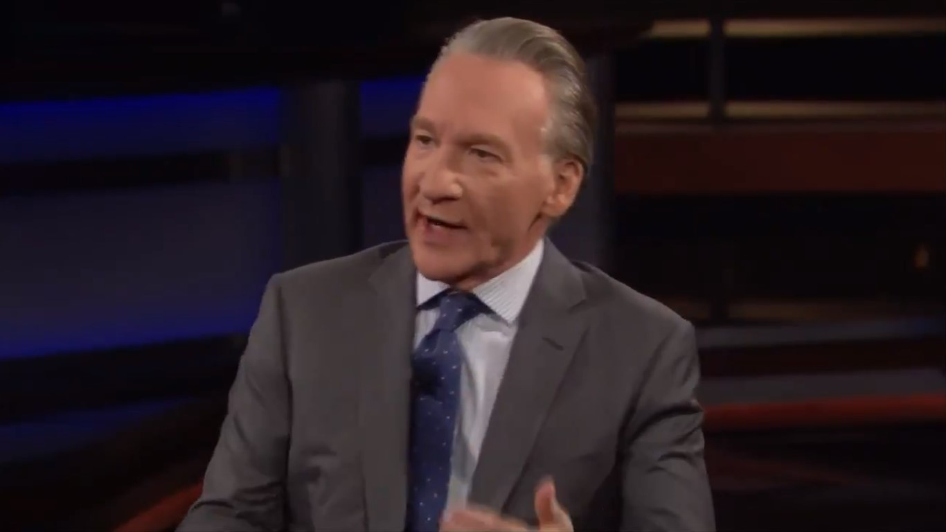 Bill Maher: 'Bill Barr Is So Far Up Trump's Ass He Bumped Into Hannity'