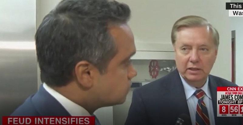 Republican Senators Rush to Condemn Subpoena of Don Jr. Issued by a Republican Senator