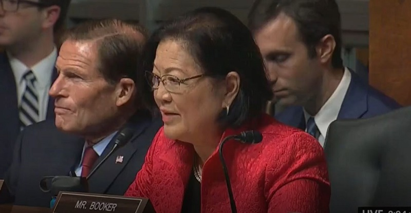 Senator Hirono Accuses Barr of Lying During Blistering Grilling