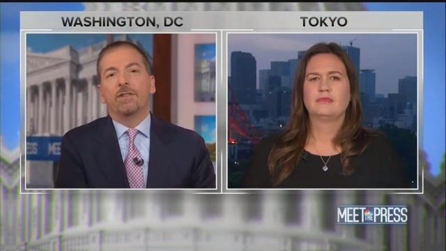 Sarah Sanders: Trump Agrees With Kim Jong Un's 'Assessment' of 'Low IQ' Joe Biden