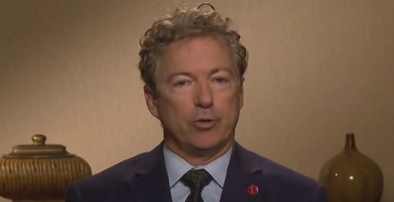Rand Paul Repeats False Smear About Joe Biden's Involvement with Firing of Ukraine Prosecutor