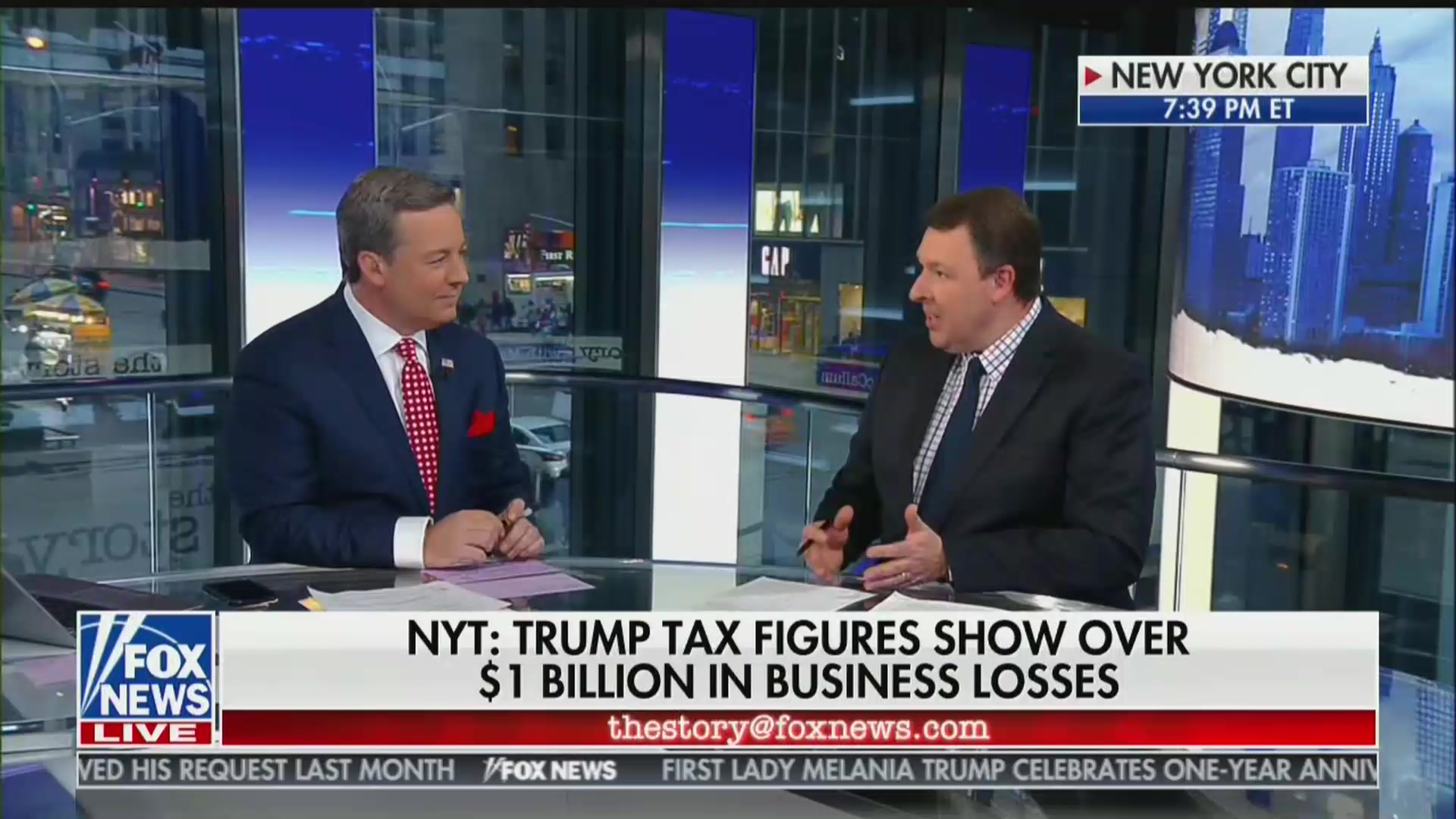 Fox News Reacts to Trump Tax Blockbuster: He 'Has the Best Accountants in the World'