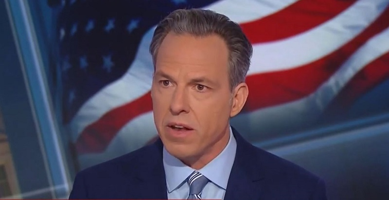An Exasperated Jake Tapper Wonders Why Trump Sounds Like 'A Spokesman for the Kremlin'