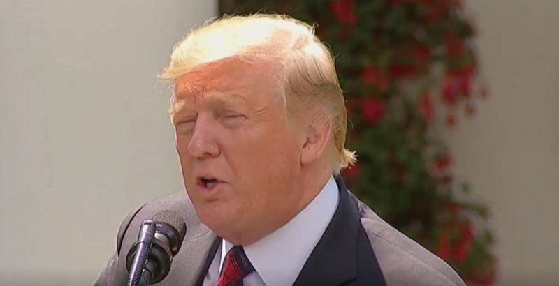 Trump Accuses 'Frivolous' Asylum Seekers of Stealing Money from Needy Veterans