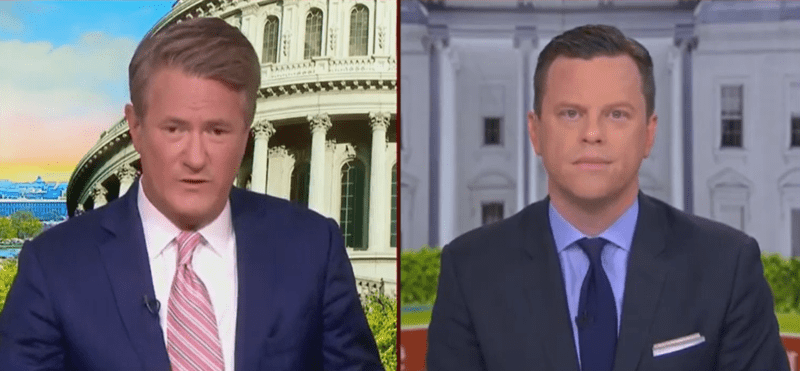 'Morning Joe': Trump Is A 40% President, Could Win In A Three-Way Race