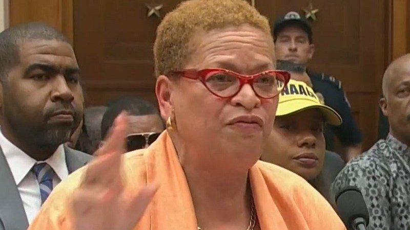 Republicans 'Became the Devil' in Race Relations, Witness Tells Congressional Hearing