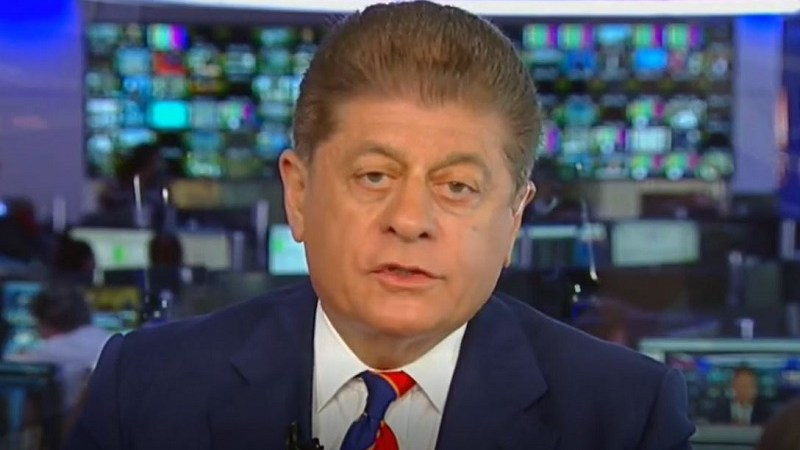 Fox's Judge Napolitano Calls SCOTUS Decison on Census a 'Significant Defeat' for Trump Administration