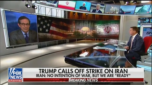 Shep Smith and Chris Wallace: Trump's Timeline on Iran Decision 'Doesn't Make Sense'
